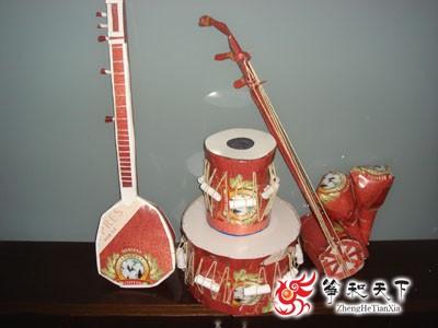 废品手工制作简单乐器